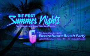 Bit Fest Summer Nights: Electrofuture Beach Party