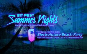 Bit Fest Summer Nights: Electrofuture Beach Party
