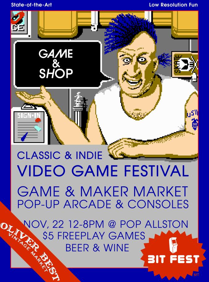 Bit Fest's Game & Shop